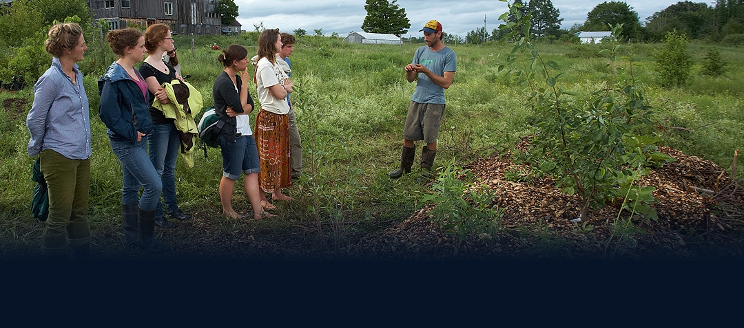 FoodWorks: Students in the Field